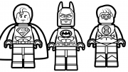 superbohater, lego batman